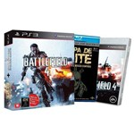 Usado: Jogo Battlefield 4 + Filme Tropa de Elite - Ps3