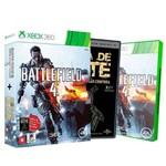 Usado: Jogo Battlefield 4 + Filme Tropa de Elite - Xbox 360