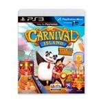 Usado: Jogo Carnival Island - Ps3