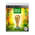 Usado: Jogo Copa do Mundo da Fifa Brasil 2014 - Ps3
