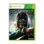 Usado: Jogo Dishonored - Xbox 360