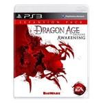 Usado: Jogo Dragon Age: Origins Awakening - Ps3