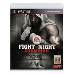 Usado: Jogo Fight Night: Champion - Ps3