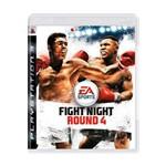 Usado: Jogo Fight Night Round 4 - Ps3