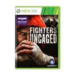Usado: Jogo Fighters Uncaged - Xbox 360