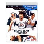 Usado: Jogo Grand Slam Tennis 2 - Ps3