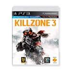 Usado: Jogo Killzone 3 - Ps3
