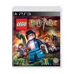 Usado: Jogo Lego Harry Potter: Anos 5-7 - Ps3