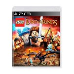 Usado: Jogo LEGO The Lord Of The Rings - Ps3