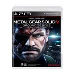 Usado: Jogo Metal Gear Solid V: Ground Zeroes - Ps3