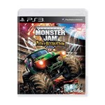 Usado: Jogo Monster Jam: Path Of Destruction - Ps3