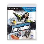 Usado: Jogo Motionsports Adrenaline - Ps3
