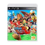Usado: Jogo One Piece: Unlimited World Red - Ps3
