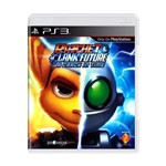 Usado: Jogo Ratchet & Clank Future: a Crack In Time - Ps3