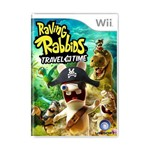 Usado: Jogo Raving Rabbids: Travel In Time - Wii