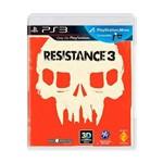 Usado: Jogo Resistance 3 - Ps3