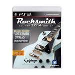 Usado: Jogo Rocksmith 2014 (apenas Jogo) - Ps3