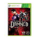 Usado: Jogo Shadows Of The Damned - Xbox 360
