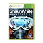 Usado: Jogo Shaun White Snowboarding - Xbox 360