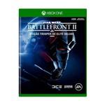 Usado: Jogo Star Wars Battlefront Ii (edição Trooper de Elite Deluxe) - Xbox One