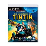 Usado: Jogo The Adventures Of Tintin: The Game - Ps3