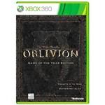 Usado: Jogo The Elder Scrolls Iv: Oblivion - Xbox 360