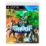 Usado: Jogo The Shoot - Ps3