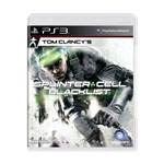Usado: Jogo Tom Clancy''s Splinter Cell: Blacklist - Ps3