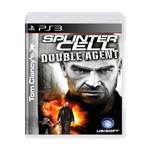 Usado: Jogo Tom Clancy's Splinter Cell: Double Agent - Ps3