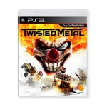 Usado: Jogo Twisted Metal - Ps3