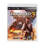 Usado: Jogo Uncharted 3: Drake's Deception - Ps3