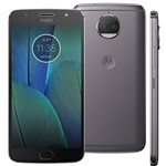 Usado: Moto G5s Plus Xt1802 Dual Tv Platinum 32gb
