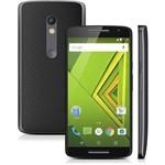 Usado: Moto X Play Xt1563 Duos Motorola 32gb Preto - Bom