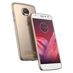 Usado: Moto Z2 Play Motorola Xt1710 Dual 64gb Dourado