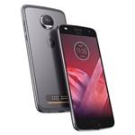 Usado: Moto Z2 Play Motorola Xt1710 Dual 64gb Platinum