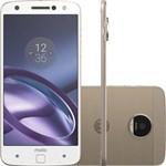 Usado: Motorola Moto Z Dual 64gb Xt1650-03 Dourado