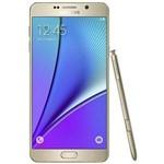 Usado: Samsung Galaxy Note 5 Dourado