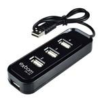 USB 2.0 Hub 4 Portas - Exbom - Uh-20