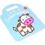 Vaca: 1 2 3 Coloríssimo 3+