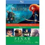 Valente + Curtas da Pixar, V.2 (Blu-Ray)