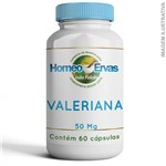 Valeriana 50mg - 60 Cápsulas