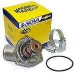 Válvula Termostática 8v 2.0 2.2 2.4 Flex e Gasolina Mmvt36187c Astra /vectra /zafir