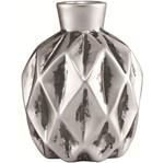 Vaso de Cerâmica Prata Broto 6989 Mart
