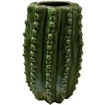Vaso de Cerâmica Verde Hedge Cactus Pequeno 40397 Urban