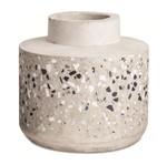 Vaso de Cimento 10,5cm Charlie Mart