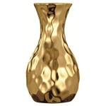 Vaso em Cerâmica Coast 5635 Dourado