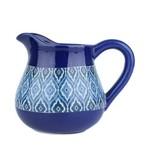 Vaso Jar Marrocan Pequeno Blue