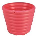 Vaso Plastico Mimmo 1,7 Litros Rosa