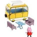 Veículo com Boneco - Peppa Pig Kombi - Dtc 4201