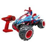 Veículo de Controle Remoto e Figura - Disney - Marvel - Spider-man - Action Crawler - Candide